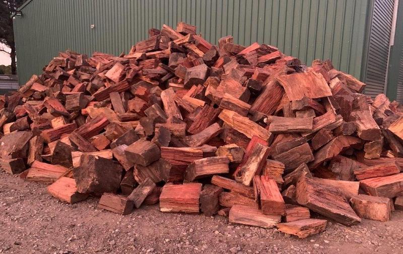 Firewood the hills